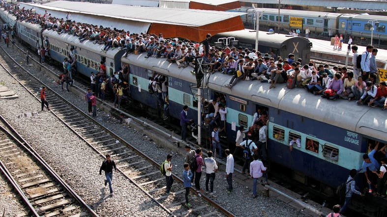 28 million Indians apply for railway jobs paying $300 per