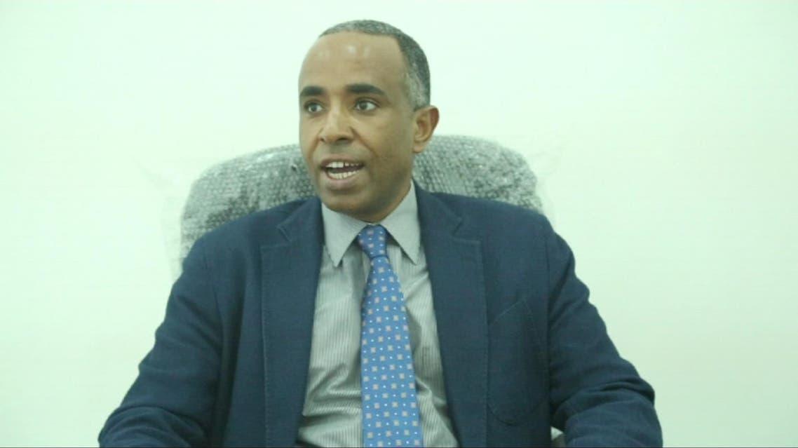 وزير الصحة الصومالي محمد حاجي