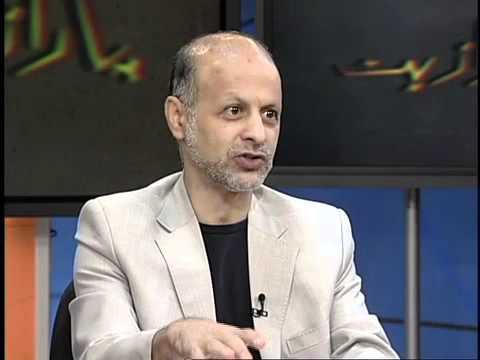 المنظر الإصلاحي الإيراني المقيم في أميركا أكبر كنجي