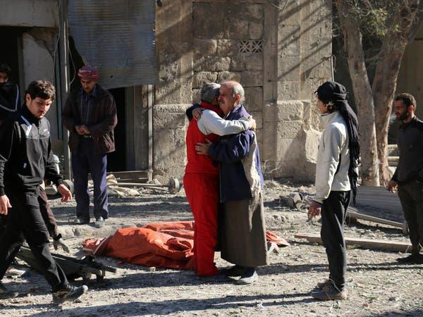 نظام الأسد يقترب من فصل حلب الشرقية إلى شطرين