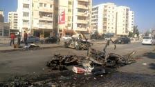 Car bombing in Libyan city of Benghazi kills 3, wounds 26