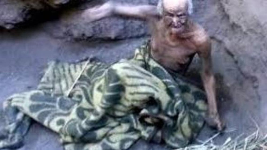 The elderly man passed away on Friday evening and was buried following a massive funeral.