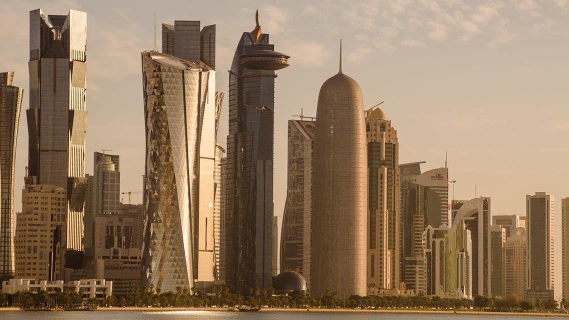doha skyline shutterstock
