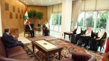 Lebanon's Aoun looks to revive ties with Saudi Arabia