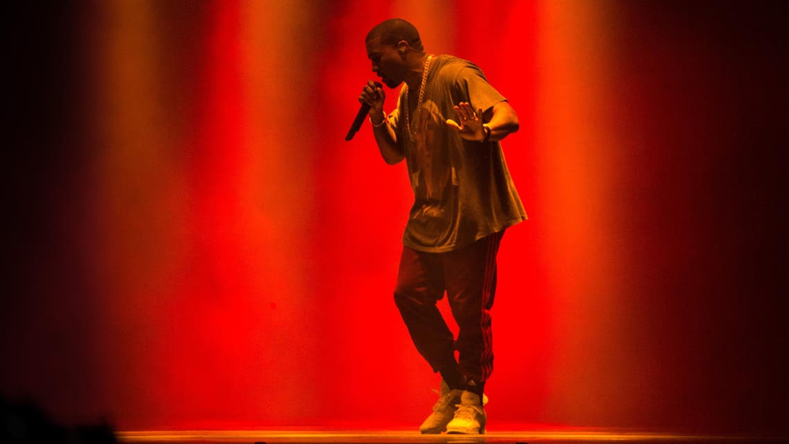 Kanye West performs at the 2016 The Meadows Music and Arts Festivals at Citi Field on Sunday, Oct. 2, 2016, in Flushing, New York. (AP)