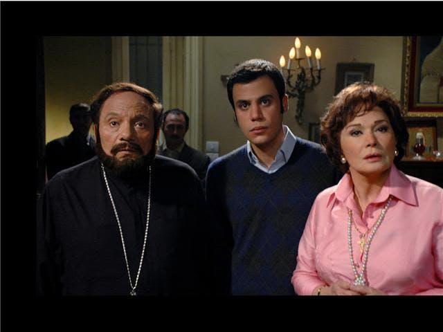 عادل إمام في فيلم حسن ومرقص