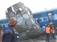 صور بشعة لحادث قطار الهند التي راح ضحيتها 146 قتيلاً