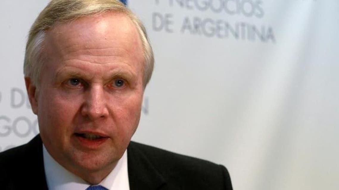 BP CEO Bob Dudley. Reuters