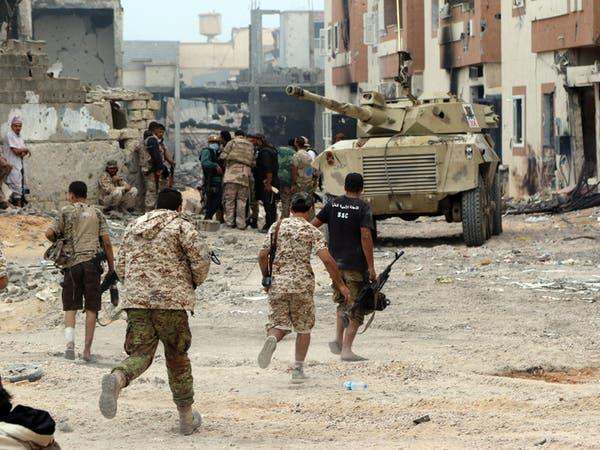 داعش يختنق في سرت.. حرب شوارع وقتال من منزل لآخر