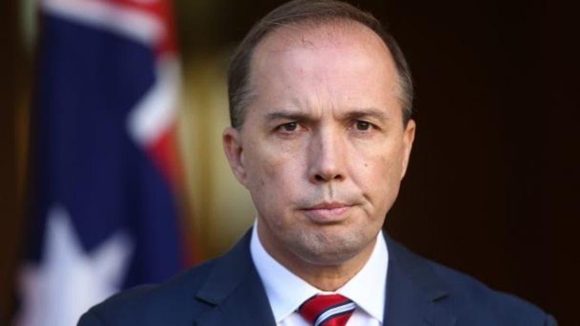 وزير الهجرة الأسترالي