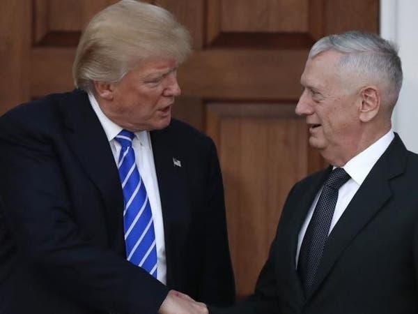 مرشح ترمب للدفاع يعتبر إيران أخطر من داعش