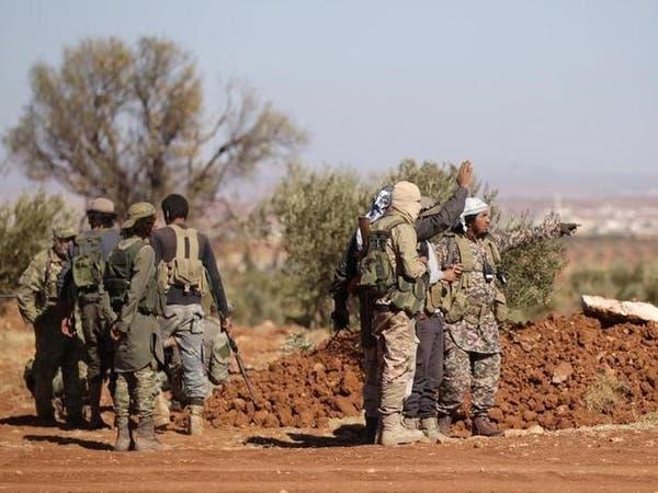 تركيا: مقتل 32 داعشياً شمال سوريا باشتباكات