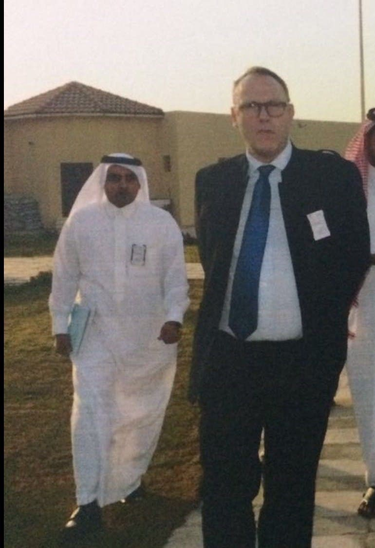 بن إيمرسون زار مركز محمد بن نايف للمناصحة