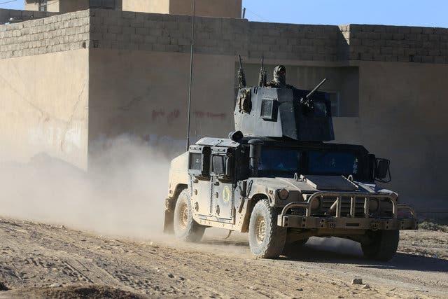 القوات الخاصة العراقية