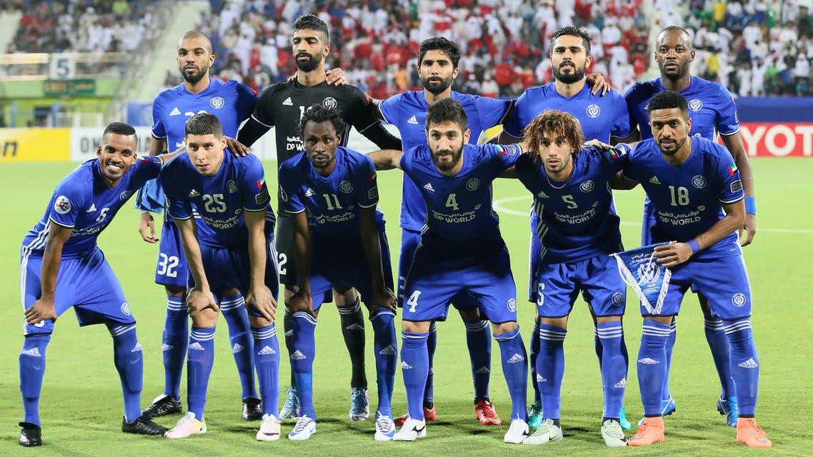al-Nasr Football Club afp