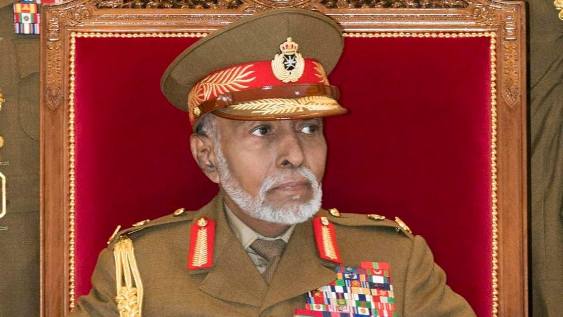 sultan qaboos AFP