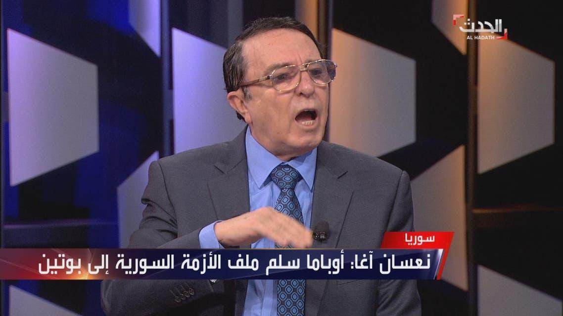 THUMBNAIL_ المعارضة السورية: روسيا هي من عرقلت المفاوضات