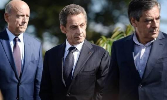 فيون، ساركوزي، جوبيه