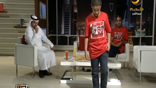 Saudi kid with special powers part of 'Arabs Got Talent' cast