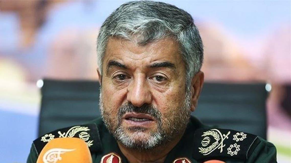 قائد الحرس الثوري محمد علي جعفري