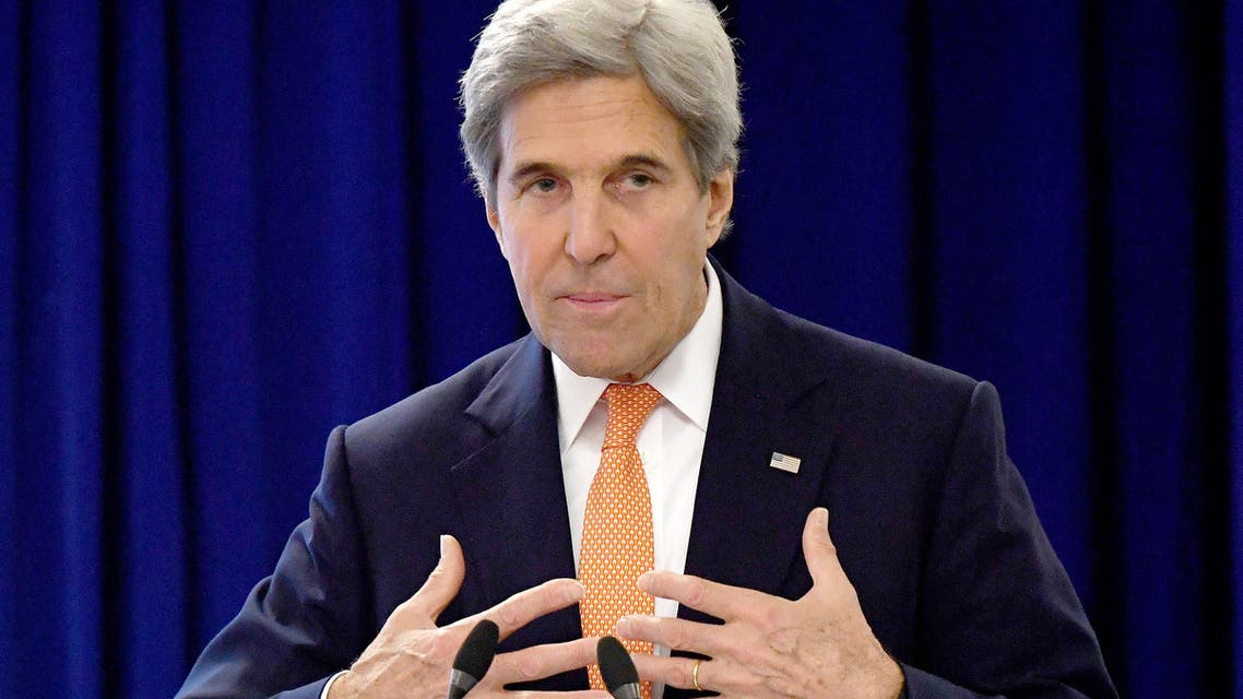 """""""The Yemeni government was not invited, notified or consulted. Why Kerry chose to ignore them?"""" (AFP)"""