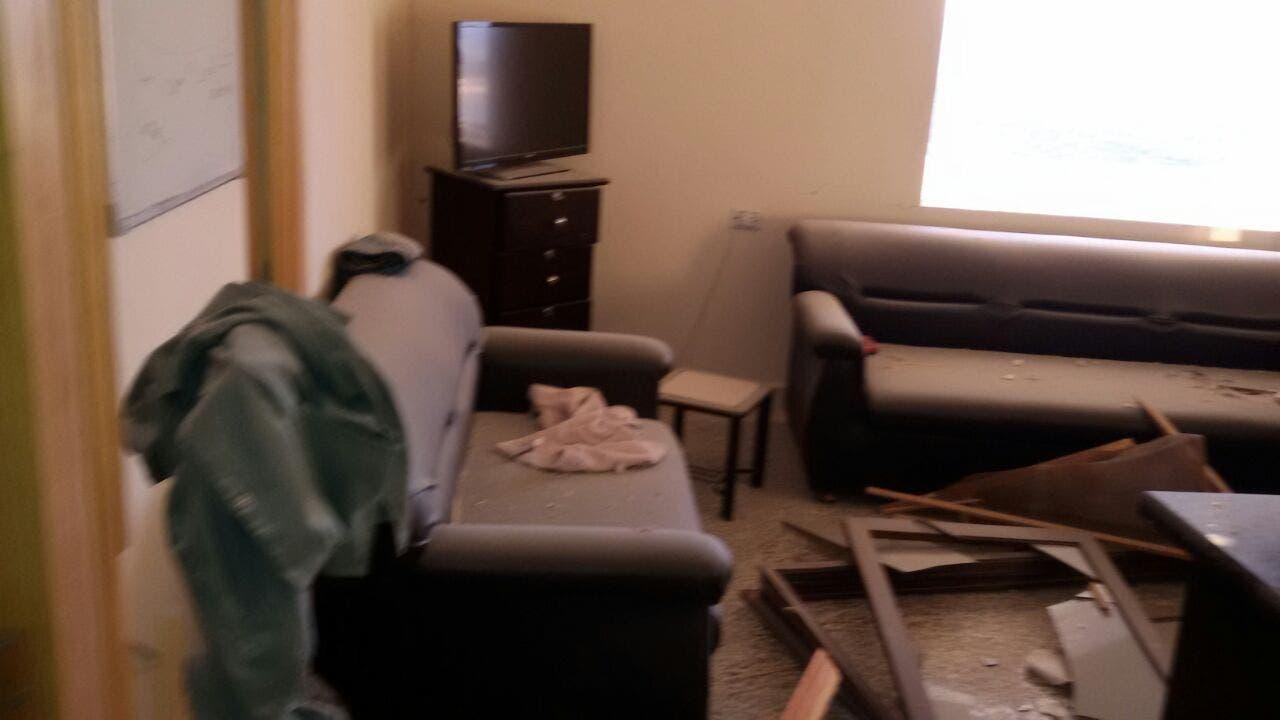 Aleppo's Al-Zahraa hospital