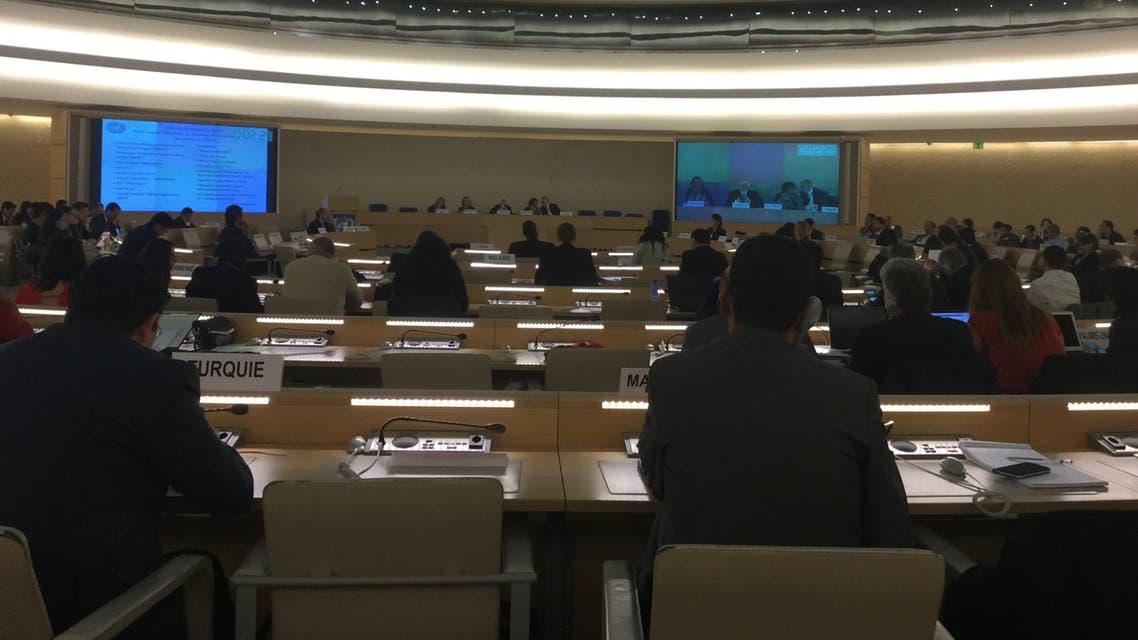 عرب الأهواز وقوميات إيران في منتدى الأقليات الأممي