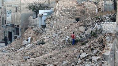 سوريا.. مجزرة مروعة للنظام وموسكو في حلب