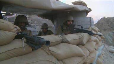 القوات السعودية تحبط محاولة اقتراب الميليشيات من الحدود