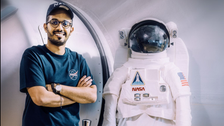 First Saudi engineer to join NASA involved in zero gravity project