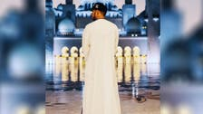 Hamilton dips into UAE culture amid fastest Abu Dhabi practice finish
