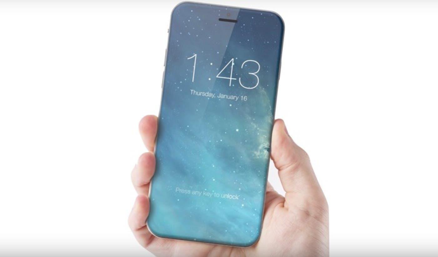 صورة متوقعة للهاتف الجديد المتوقع أن يحمل اسم آيفون 8
