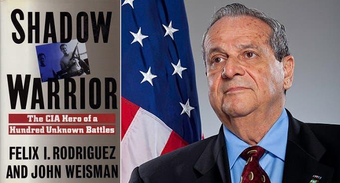 فيليكس رودريغز، أكثر من حاول اغتيال كاسترو، وكتابه محارب في الظل