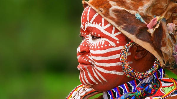 African Tribal Make Up What S Behind