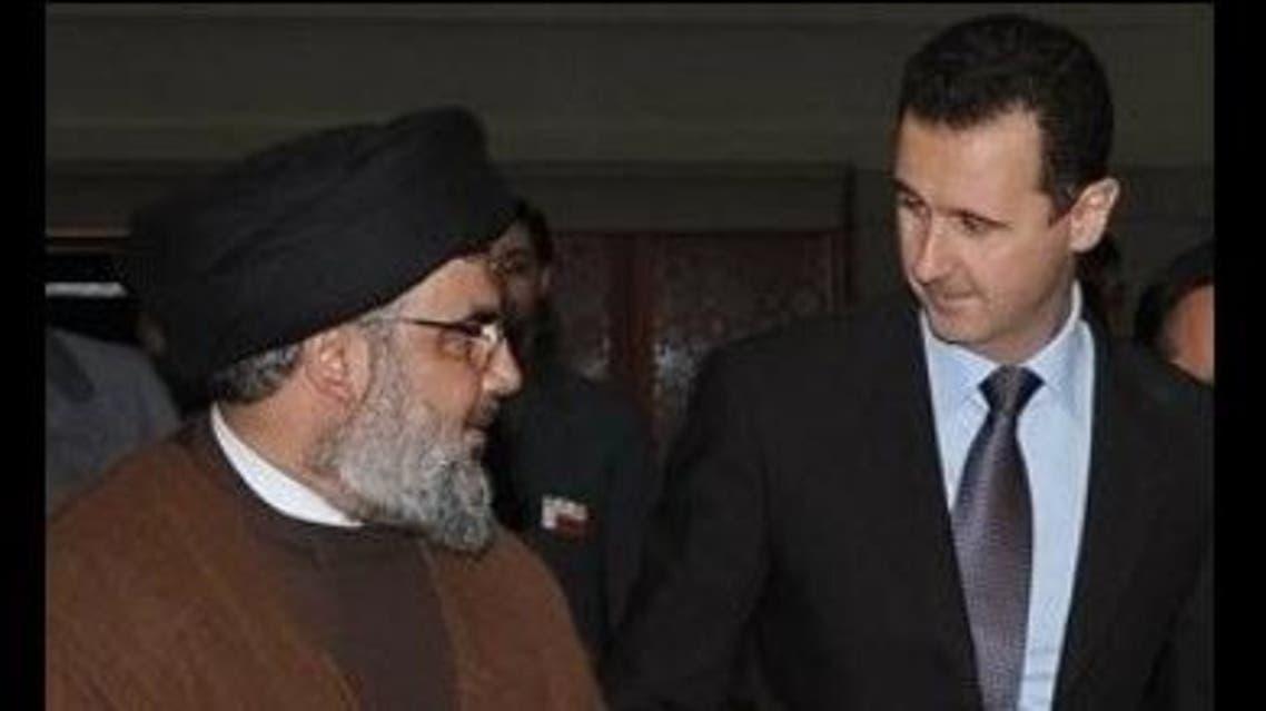 الأسد نصرااله