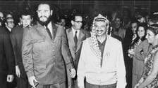 What was behind Fidel Castro's strong ties with the Middle East?