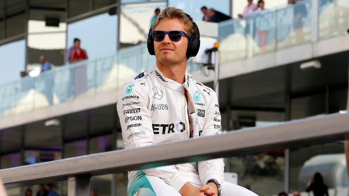 Rosberg reuters