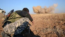 Syria rebels hit by ISIS chemical attack