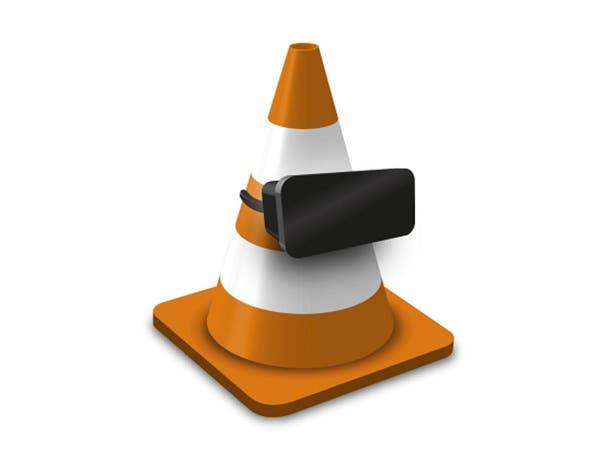 مشغل الفيديو VLC يدعم الواقع الافتراضي