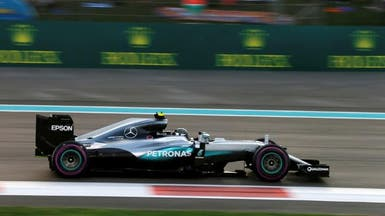 هاميلتون يفوز بسباق أبوظبي.. وروزبرغ يتوج بالجائزة الكبرى