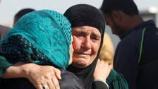 Two mass graves of Iraq's Yazidis found near Mosul
