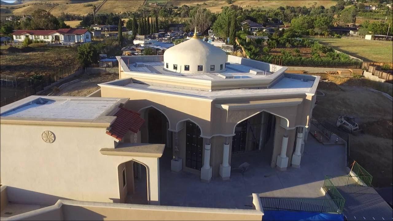 مسجد ايفرغرين