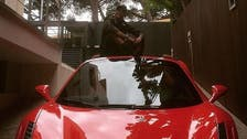 Watch: Barcelona star Neymar crashes Ferrari