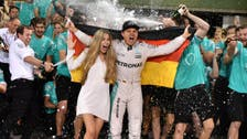 Rosberg will raise his game next year, says father
