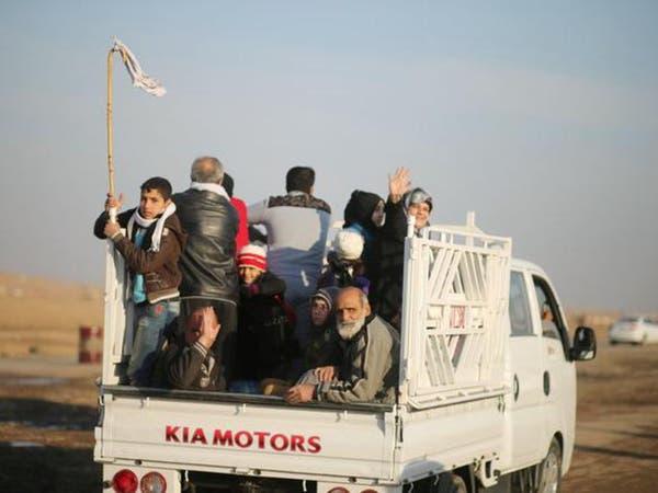 داعش ينتقم من سكان الموصل بعد هزائمه