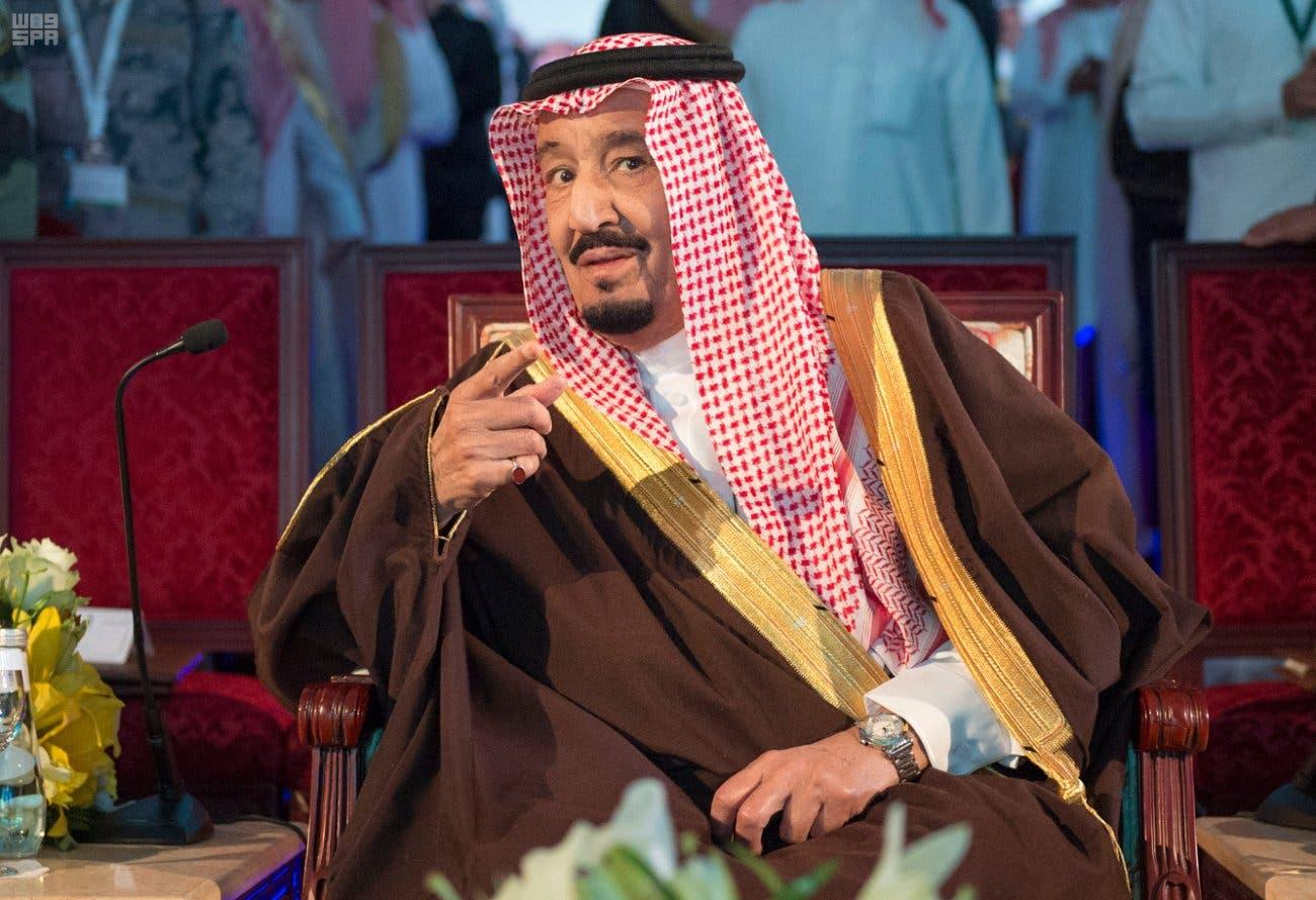 Saudi King Salman inaugurates industrial projects in al