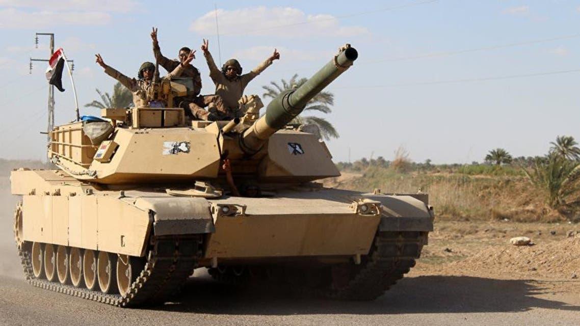 الجيش العراقي في الموصل نينوى العراق