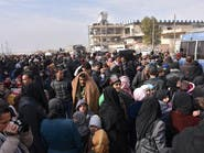 فرار أكثر من 50 ألف شخص من القتال في شرق حلب