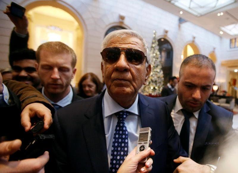 وزير النفط العراقي جبار لعيبي