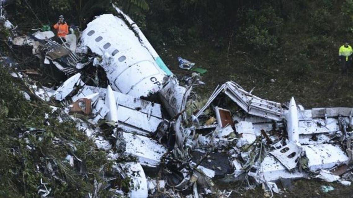 الطائرة البوليفية كولومبيا